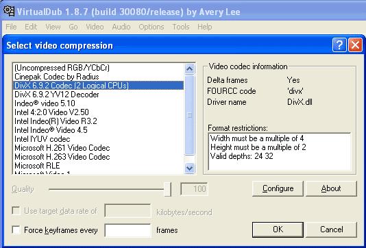 Divx 6.9.2 codec скачать