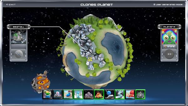 Clones Planet